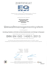 UMS ISO 14001